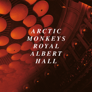 Live at the Royal Albert Hall.
